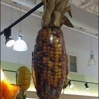 Fall Ear of Corn Inflatable 3