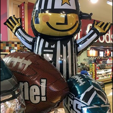 Football Party Inflatables Add Fun
