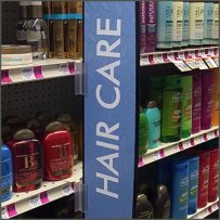 Hair Care Aisle Category Definition
