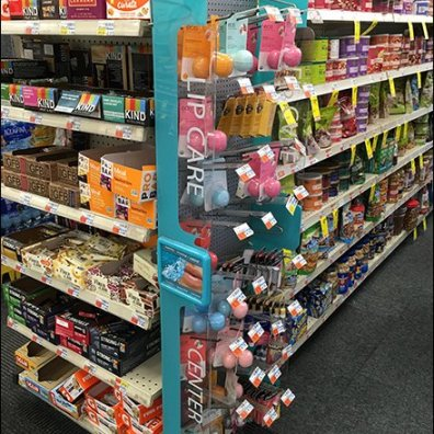 Lip Care Category Management by PowerWing