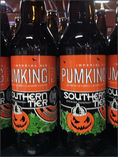 Liquid Pumpkin As Lager Seasonal Promo