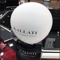 Kallati Branded Shopping Bags and Inflatables