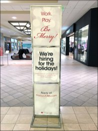 Work. Play. Be Merry! Macys Hiring Jingle
