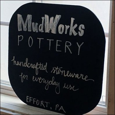MudWorks Pottery Chalkboard Advertising Square1