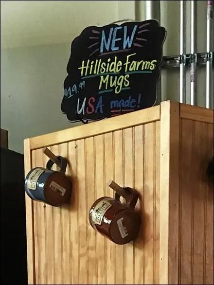 Country Of Origin Chalkboard For Mugs