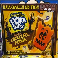 Halloween Edition Pop Tarts Display Rack