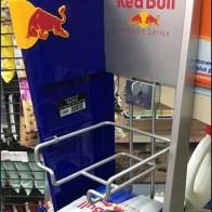 Red Bull Mini PowerWing Display