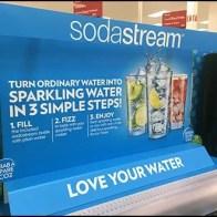 SodaStream Shelf-top Category Definition