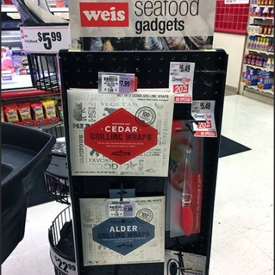 Seafood Gadgets Tower Spinner at Weis