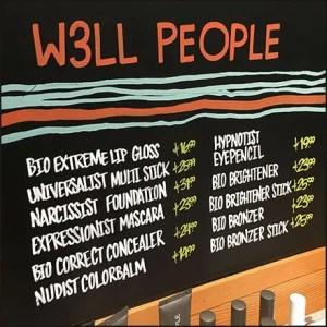 Whole Lotta Cosmetics At Whole Foods