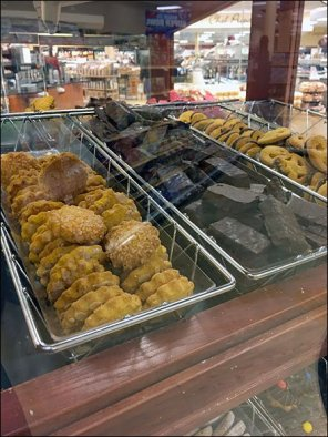 European Cookie Museum Case At Kings