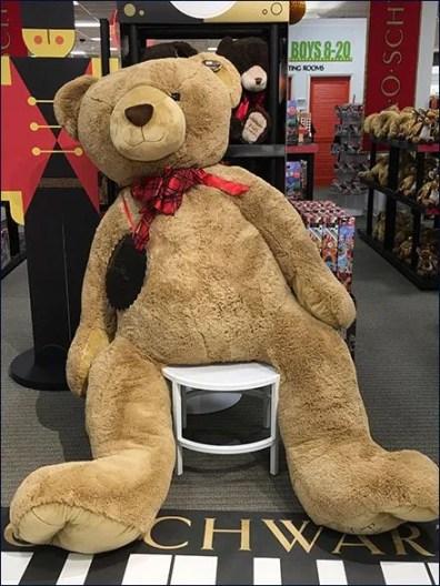 FAO Schwarz $1,000 Teddy Bear in XL 2