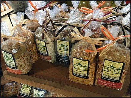 Twine-Tied Farm Store Soup Mix Merchandising