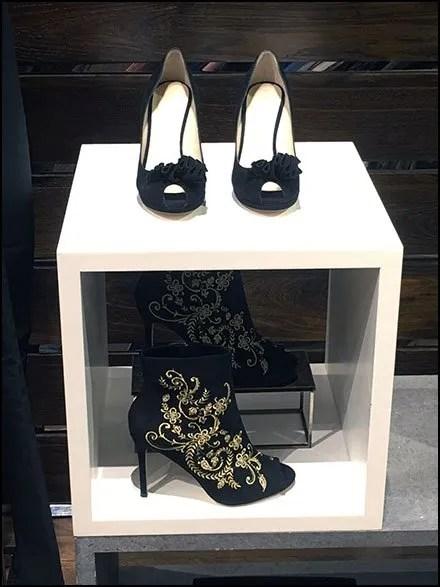 Shadowbox Cube at Karen Millen Flagship Store