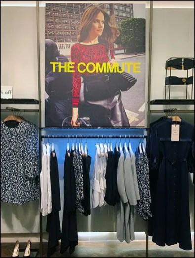 Karen Millen Flagship Store Lifestyle Theme