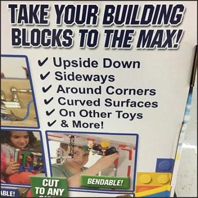 Lego Building Block Compatible Build Bonanza Square1