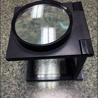 Loupe Magnifier For Precision Leather Work