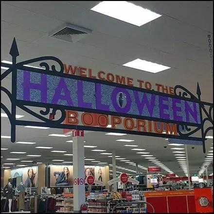 Booporium Halloween Welcome To Target