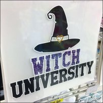 Halloween School Spirit At Witch University