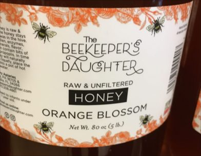 Beekeepers Daughter Raw Honey Bulk Pack