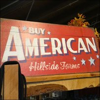 Buy American Farm Store Promotion