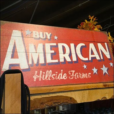 Buy American At Hillside Farm Store Feature
