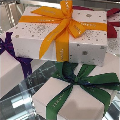 Chanel Gabrielle New Fragrance Ribbon Tie Boxes Feature1