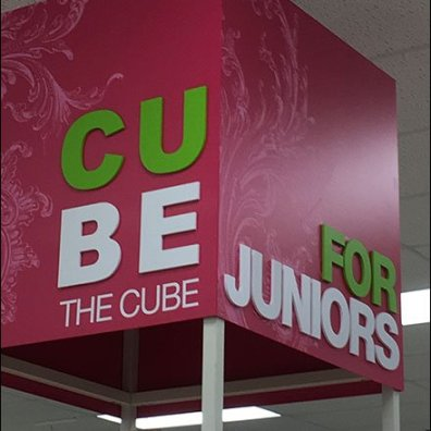 Cube Space Frame Just For Juniors