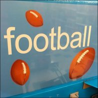Eagles Football Straight-Entry Hook Sales Feature