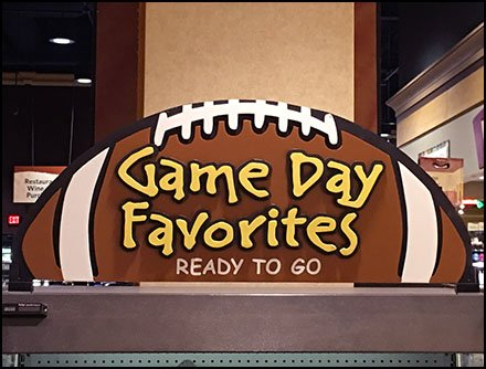 Game Day Favorites Ready-To-Go