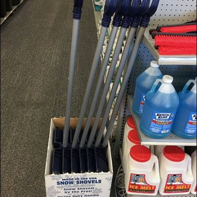 How To Sell Snow Shovels 2