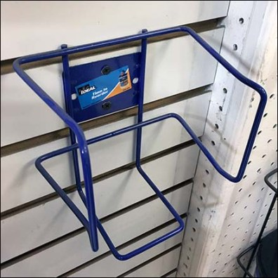 One-Up Wall Rack For Ideal Sanitizer Wipes