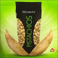 Pistachios Get Crackin Corrugated Aisle Display