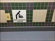 Rubbermaid Branded Restroom Signage 2