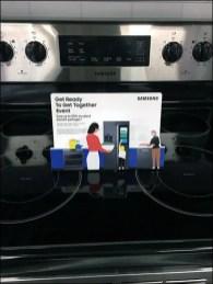 Samsung Stovetop Appliance Promotion 2