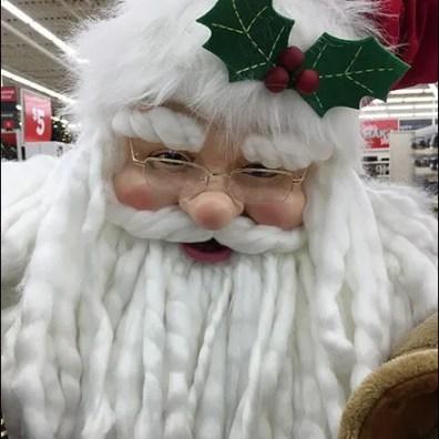 Santa's Christmas List Inverse