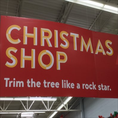 Target Christmas Shop Unveiled Feature
