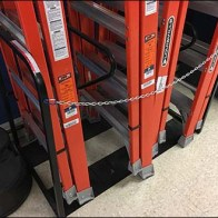 Vertical Ladder Rack 2