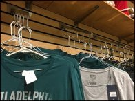 NFL Football T-Shirt and Jersey Faceouts