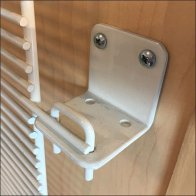 Yankee Candle Add-On Grid Merchandiser Mount Feature