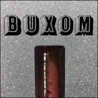 Buxom Stripper Glitter Packaging Feature