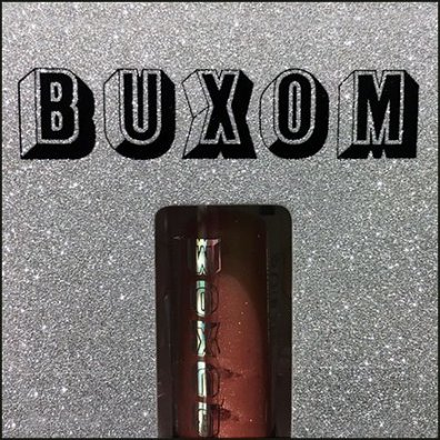 Buxom Stripper Glitter Packaging Feature