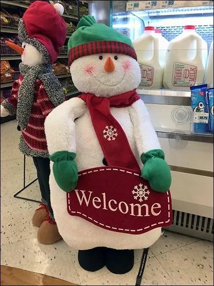 Christmas Plush Welcome 3