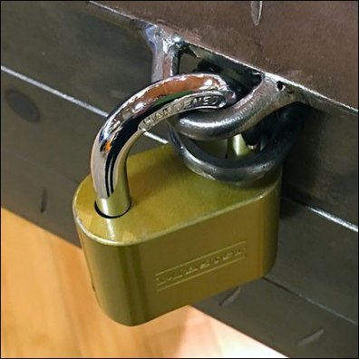 Danish Anti-Theft For Fashion Jewelry Feature