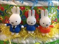 Baby Shower Diaper Cake As Visual Merchandising