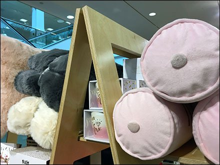 Do-It-Yourself Laddered Display by Nordstrom