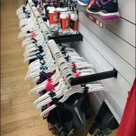 Ground Level Sports Bra Bar Merchandising