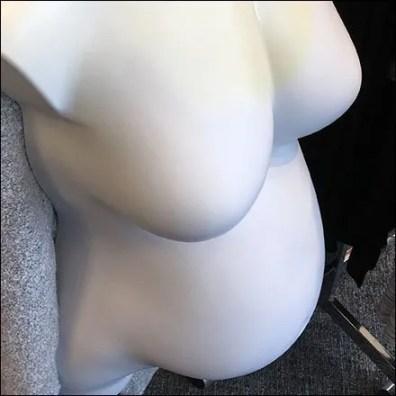 Expectant Bodyform at Motherhood Maternity