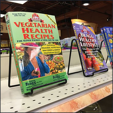 Healthy Literature Cross Sell Easel Feature
