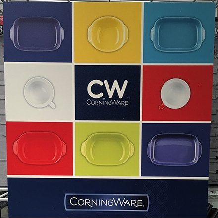 JCPenney CorningWare Colorworks Feature